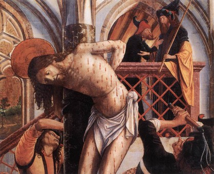 Michael-Pacher-Flagellation-1495-1498